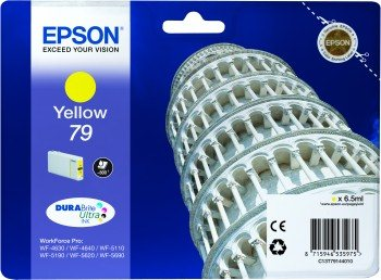 EPSON cartridge T7914 yellow (šikmá věž)
