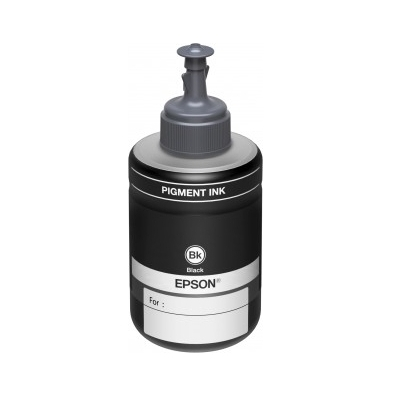 EPSON container T7741 black pigment ink (140ml - WF M100/105/200))